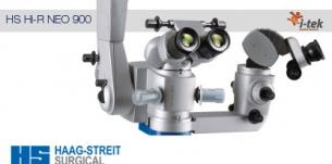 Новые офтальмологические микроскопы премиум-сегмента, изготовленные специально для Краснодарского филиала.