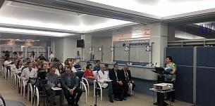 Межрегиональная научно-практическая конференция «Инновационные технологии диагностики и хирургического лечения патологии заднего отдела глазного яблока и зрительного нерва».