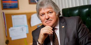 День рождения руководителя нашей клиники, Сергея Николаевича Сахнова!